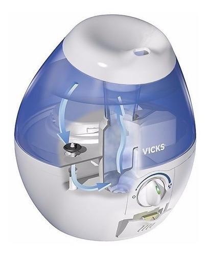 humidificador vick ultrasonico de vapor frio 1.8 l vul520war