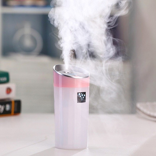 humidificador y aroma-terapia usb 300 ml.  casa-auto   10/10