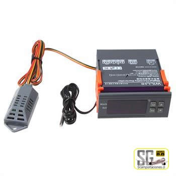 humidostato higrostato controlador de humedad (cod. hto.001)