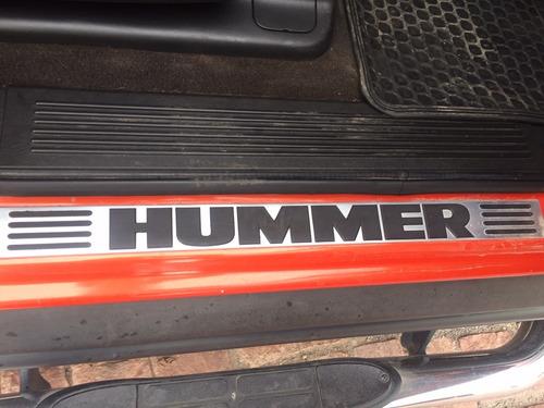 hummer h2 6.2 aut 2008