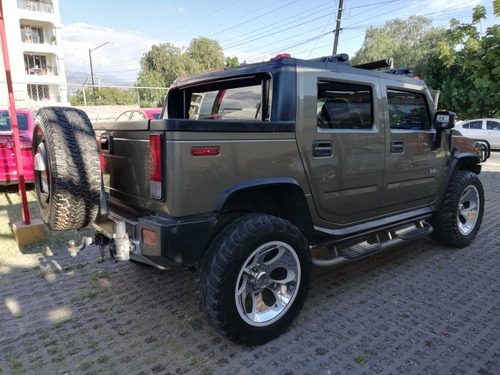 hummer h2 6.2 ee qc piel pickup adventure 4x4 at 2006