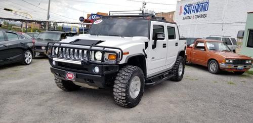 hummer h2 6.2 ee qc piel pickup adventure 4x4 at 2007