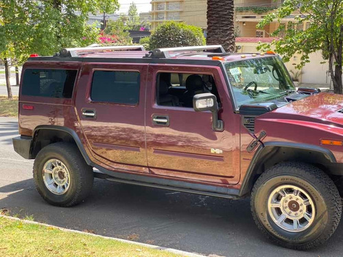 hummer h2 6.2 ee qc piel vud luxury 4x4 at 2007
