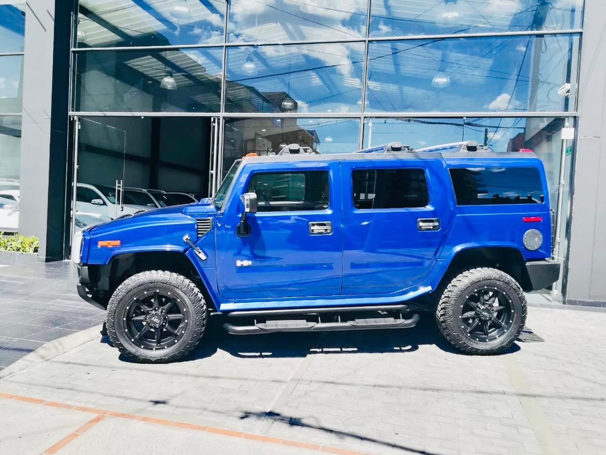 Hummer H2 Pacific Blue 149 999 990 En Tucarro