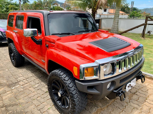 hummer h3 3.7 4wd - não troller  dodge ram jeep wrangler
