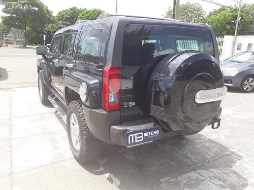hummer h3 3.7 x 4x4 20v gasolina 4p automático