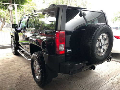 hummer h3  alpha 5.3 luxury