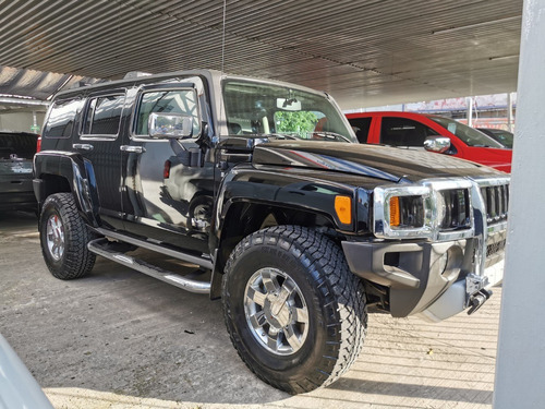 hummer h3 alpha impecable 2009