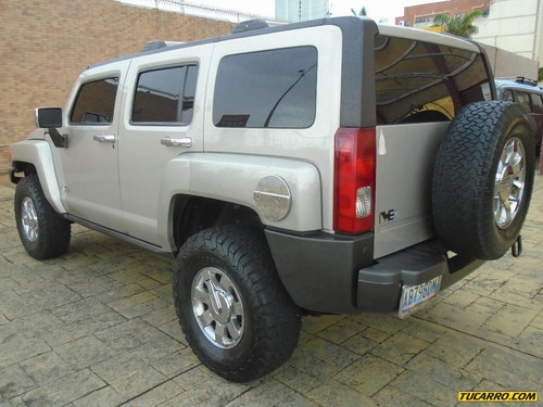 hummer h3 - automatica