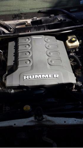 hummer h3 motor 3.7l y hummer h3 motor 5.3l por partes
