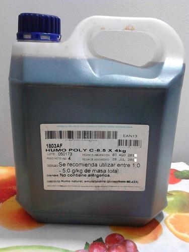 humo liquido importado marca tecnas