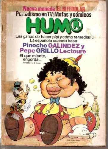 humor 19 b-pinocho galindez y pepe grillo lectoure/galindez