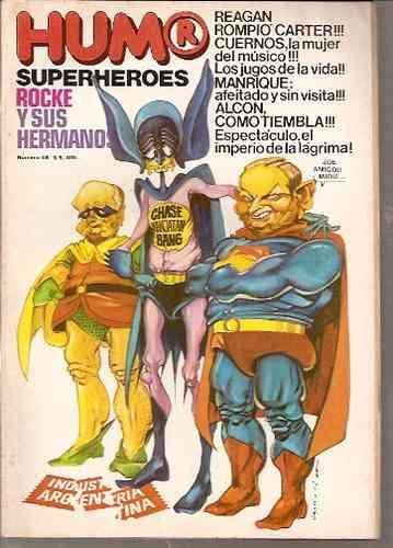 humor 46-martinez de hoz-octubre 1980/ dalmiro saenz/dolina