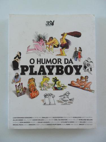 humor da playboy 35 anos! editora abril 2009!