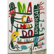 Macanudo Universal -vols. 1-5 - Por Liniers (g)