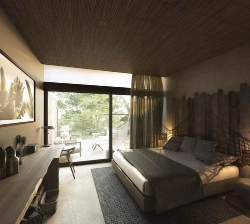 huna tulum suites hoteleras