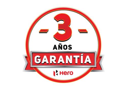 hunk 150cc hero argentina - india - 3 años de gtia