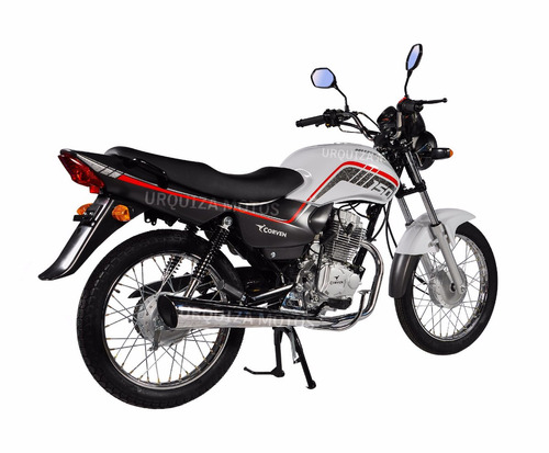 hunter 150 motos moto corven
