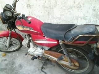 hunter 90 cc - oportunidade