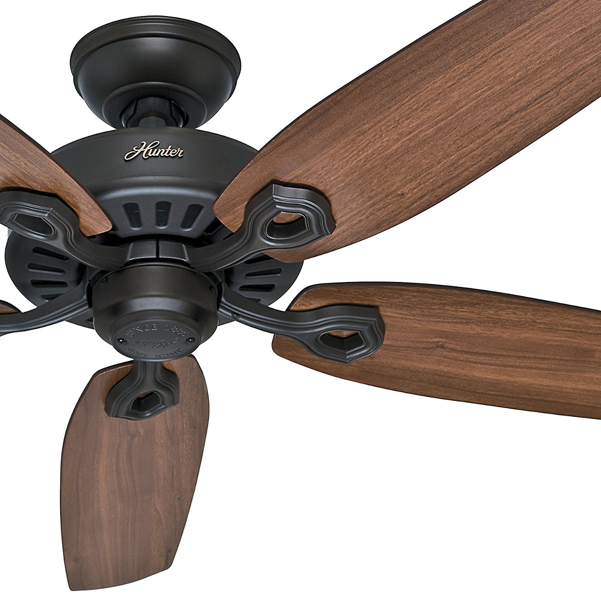 Hunter fan 52 energy star ceiling fan in new bronze 5 blad cargando zoom aloadofball Gallery