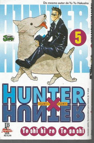 hunter x hunter 05 - jbc 5 - bonellihq cx55 f19