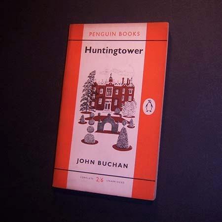 huntingtower . john buchan . en inglés