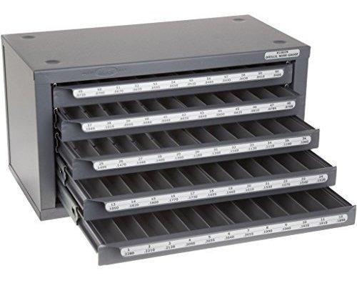 huot 13025 alambre calibre taladro dispensador organizador g