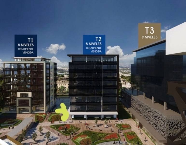hurban renta oficina en san telmo business towers.