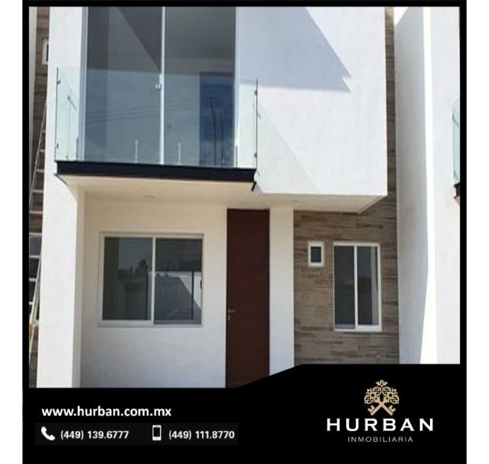 hurban vende casa al norte en fraccionamiento