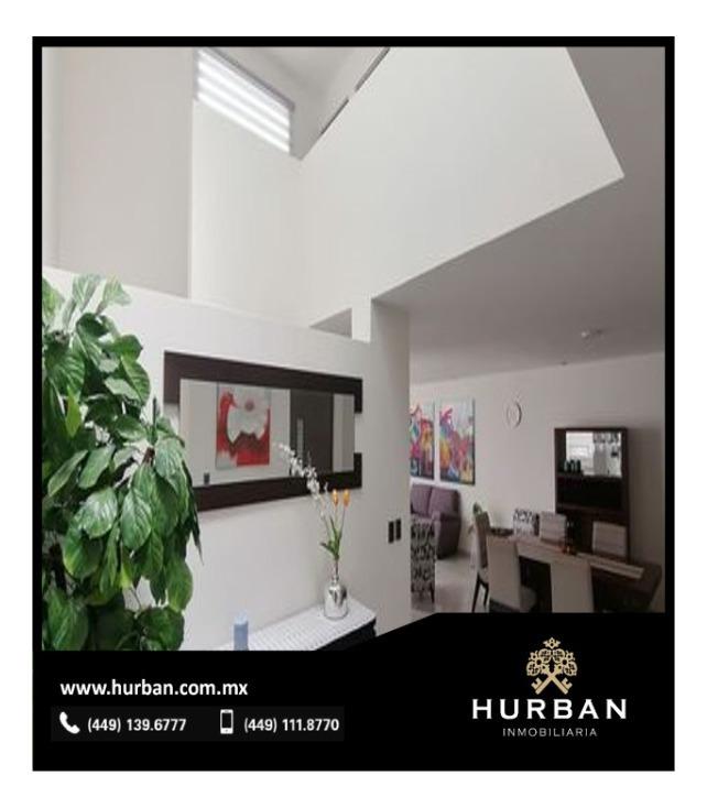 hurban vende casa nueva, dos plantas equipada por 1er anillo, poniente