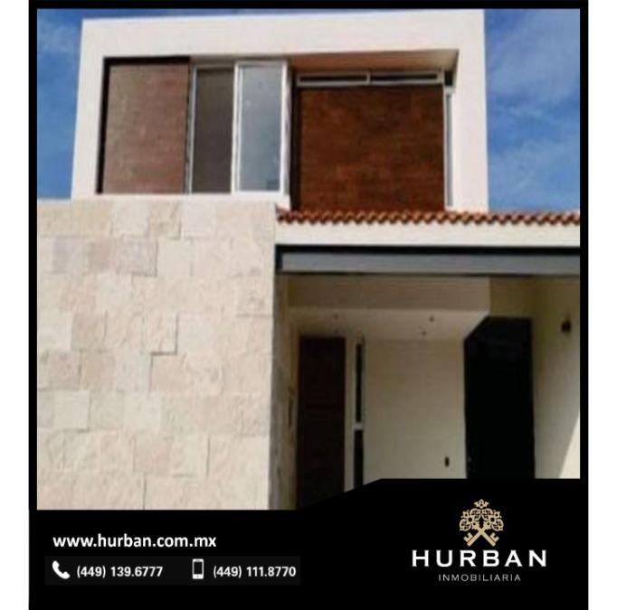 hurban vende casa nueva en reserva san nicolás.