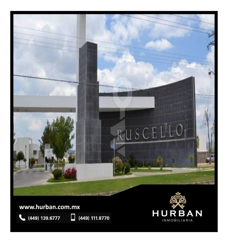 hurban vende excelente terreno, muy cerca del tec de monterrey.