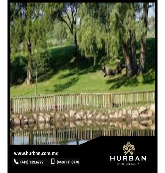 hurban vende precioso terreno en san joaquín.