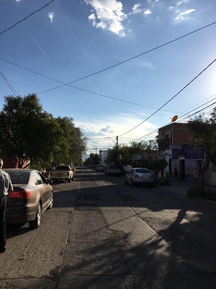 hurban vende propiedad en un nivel a cuadra y media de general barragán.