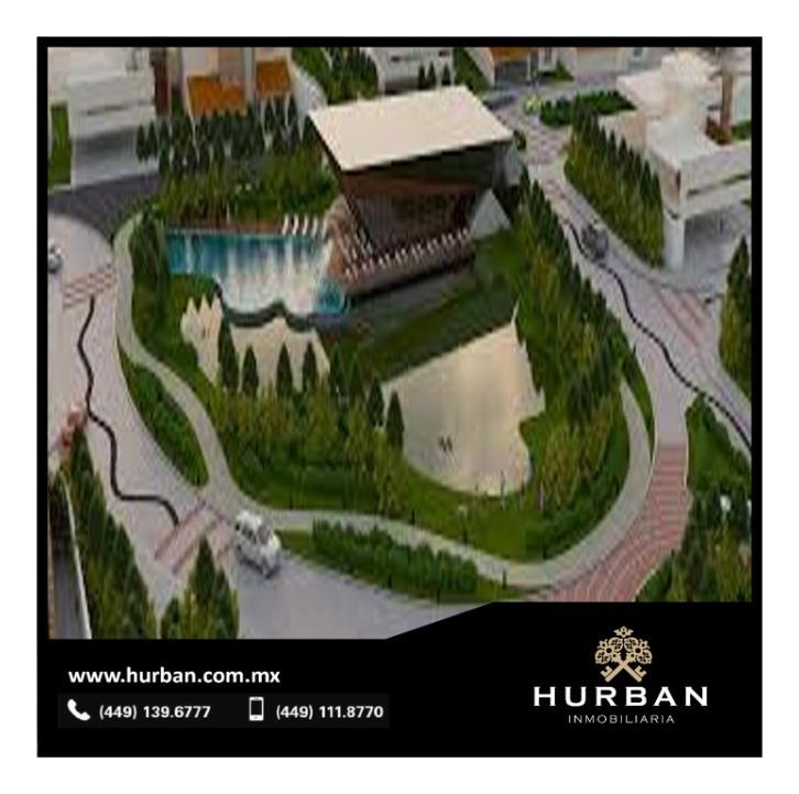 hurban vende terreno residencial en belago