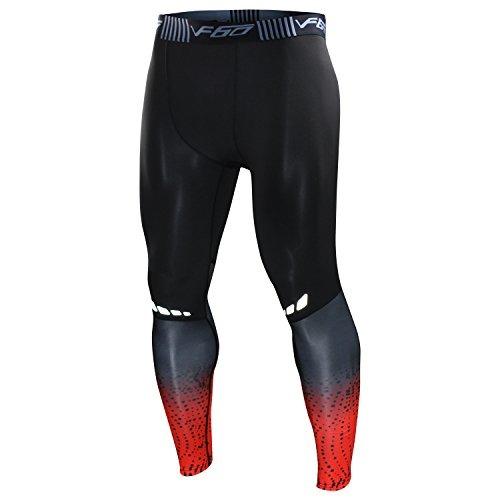 Hurmes Pantalones Deportivos De Compresión Para Hombres ... f22f7af6c58f
