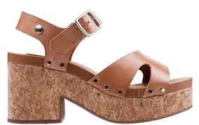9324ab99af2 Sandalias Plataforma Corcho - Zapatos en Mercado Libre Argentina