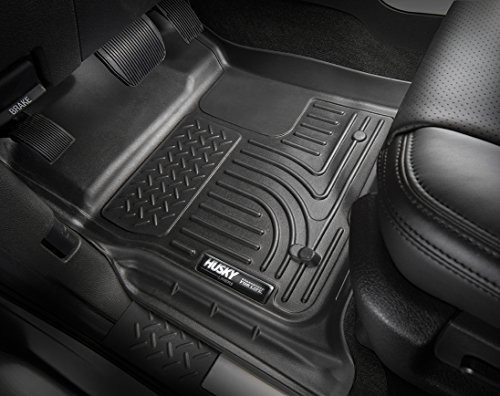 husky liners frente y 2º asiento piso liners se adapta a 12