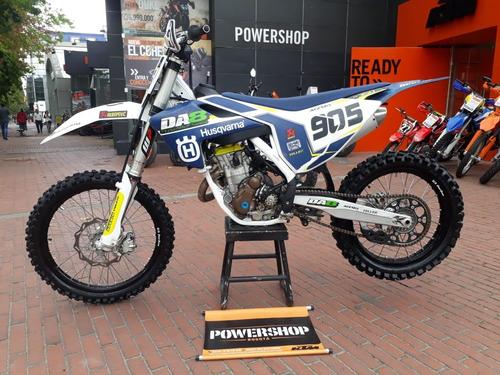 husqvarna 350 fc motocross