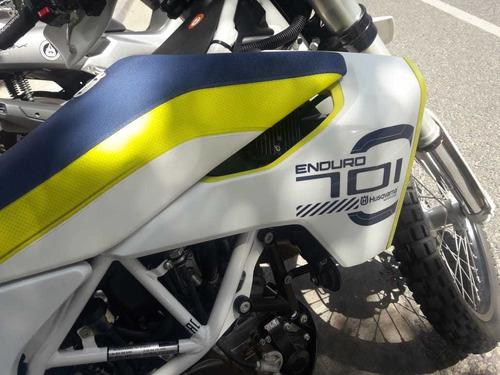 husqvarna 701 enduro 2019 usada no 0km palermo bikes