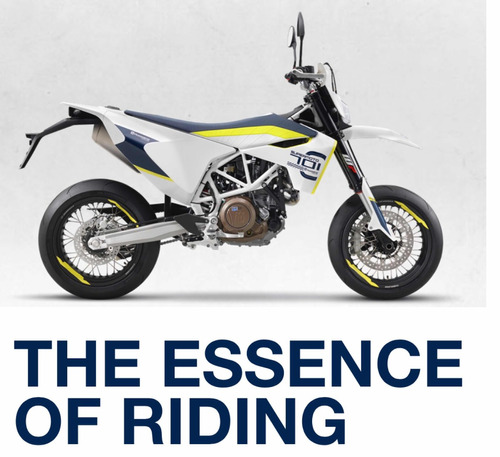 husqvarna 701 súper moto tenela con el 50%,12 cuotas tasa 0%