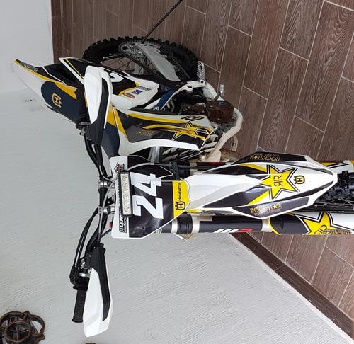 husqvarna fc 250 4 tiempos modelo 2015