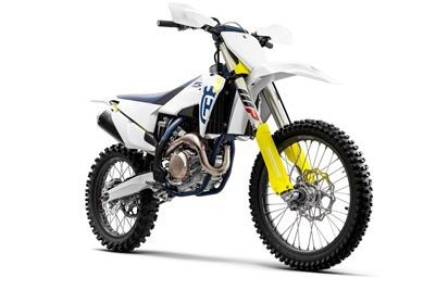 husqvarna fc 450 cross 2020 no ktm sx - palermo bikes