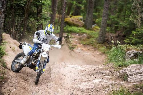 husqvarna fe 501 0km 2017 - global bikes