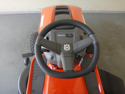 husqvarna lth1842 tractor cortacesped profecional 0hs
