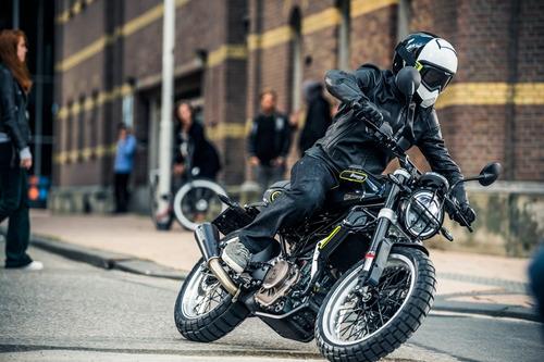 husqvarna svartpilen 401 0km 18 cuotas s/int - palermo bikes