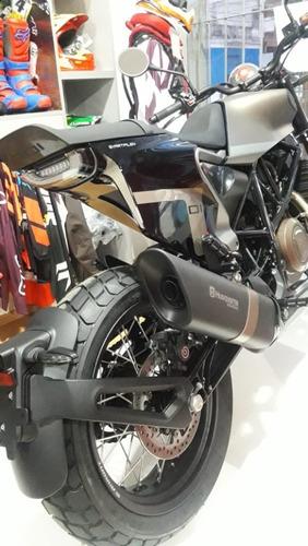 husqvarna svartpilen 701 naked año 2020 ++ palermo bikes