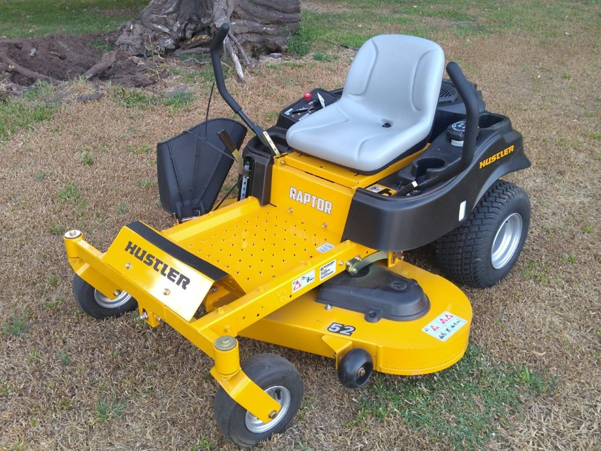 Opinion you hustler lawn mower tractors agree with
