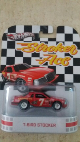 hw retro t-bird stocker ace no.7