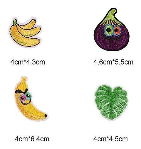 Hwafan Mix 14pcs Dibujos Animados Calcomanía De Verduras Za